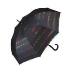 Дамски чадър PIERRE CARDIN - с цветни линии