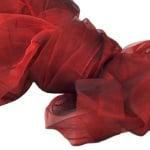Органза т.червена