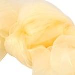 Органза жълта