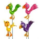 Декорация папагал