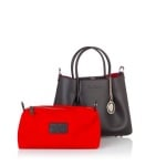 Дамска чанта - черна PIERRE CARDIN