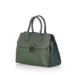 Дамска чанта PIERRE CARDIN  Dollaro зелена