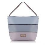 Дамска синя чанта PIERRE CARDIN La Mer