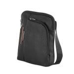 Мъжка чанта с изчистен дизайн от еко кожа - PIERRE CARDIN