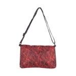Дамска червена чанта  Pierre Cardin