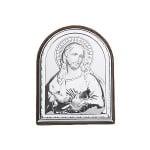 Икона Исус Христос 6/8 cm.