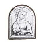 Икона Исус Христос 7/9 cm.