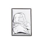 Икона сребро 5/7 cm.
