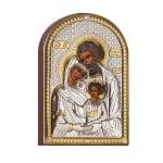 Икона Св.Семейство 7,5/10,5см.
