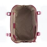 Дамска елегантна чанта в малиново розово - ROSSI
