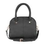 Дамска чанта цвят Черен - ROSSI
