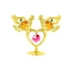 Гълъбчета със сърце злато