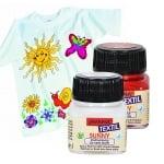 Текстилна боя, Sunny JAVANA, 50 ml /за светла основа/