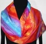 Текстилна боя SILK Glitter Kontur Javana, 20мл