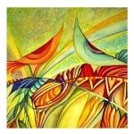 Комплект плакатни бои SHAMI POSTER COLOR, 20 ml, 24 цв.