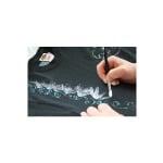 Комплект покривни текстилни бои Opak Creativ Basic-Set, 6 x 20 ml
