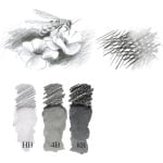 Графитен акварелен молив Graphite Aquarell Pencils, 1бр., HB