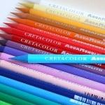 Комплект сърцевини CretaColor, AQUA MONOLITH, 72 цвята