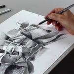 Графитна сърцевина CretaColor, Special Graphite
