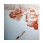 Сухопастелен молив CretaColor, Sepia Pencils, light