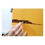 Платно за рисуване грундирано, 380g/m2, 1,7 сm, бяло