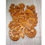Комплект за дърворезба, 11 части, 14 cm