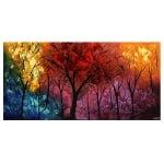 Комплект акрилни бои Hobby Line Acryl-Metallicfarbe Creativ 6 x 20 ml