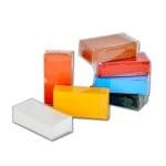 Метална кутия за акварелни блокчета AQUA BRIQUE, 20 бр., празна