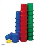 Кофичка - кокила, червена, синя или зелена