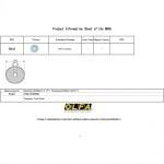 Режеща пластина, OLFA RB45, 10 бр.в блистер