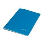 Тетрадка Notte Trend, A5, PP корица, 80 л., квадрат, 60 g/m2
