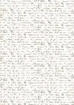 Декупажна тишу хартия, SCRITTURA, 35 x 50 cm