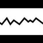 Къдрава ножица, 19 cm, неравномерни зиг-заг