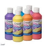 Комплект перлена боя CREALL PEARL, 6x250 ml