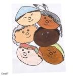 Комплект плакатна боя BASIC COLOR, 6х500 ml, цветовете на света