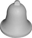 Камбанка от стиропор, бял, H 90 mm