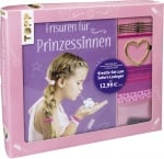 Креативен комплект TOPP, Прически за принцеси
