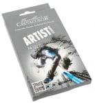 Комплект калиграфски маркери, Cretacolor Studio, 10 бр.