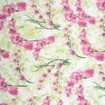 Декупажна хартия с мотиви, 85 g/m2, 50 x 70 cm, 1 л., Орхидеи