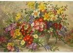 Пъзел художествен WENTWORTH, Spring flower, 250 части