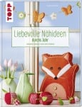 Книга на немски език TOPP, LIEBEVOLLE NÄHIDEEN DURCHS JAHR, 112 стр.