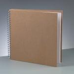 Албум за скрапбукинг, 30 × 30 cm, 25 стр., 190 g/m²