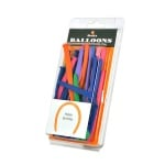 """Балони за моделиране """"Happy Birthday"""", Typ 260, 10 бр., разноцветни"""