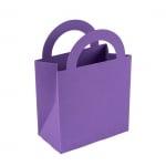 Чантичка с две дръжки, 94 х 52 х 95mm, 350g/m2, Lavender
