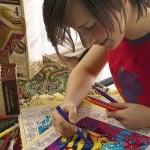 Креативен к-т Carpet 's painting