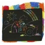 Акрилни бои Martha Stewart, Chalkboard, 177 ml