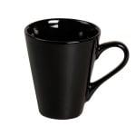 Чаша малка за рисуване, Porzellan, черна