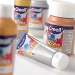 Акрилни металик бои CREALL STUDIO, 120 / 240 ml