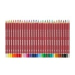 Комплект цветни моливи CretaColor, KARMINA, 36 цвята