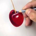 Комплект акварелни моливи CretaColor, MARINO, 12 цвята
